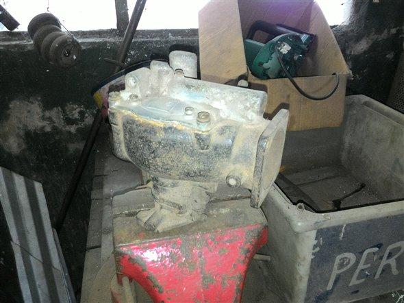 Repuesto Carburador Holley Doble Boca
