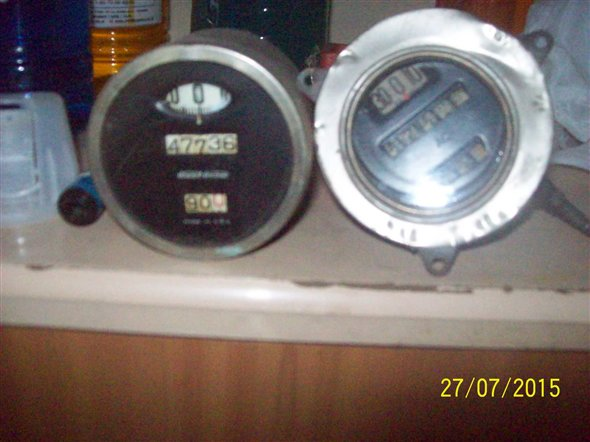 Part Speedometers