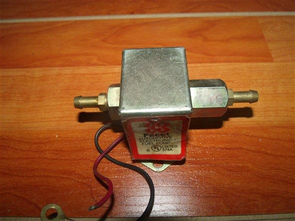 Part Electric Gasoline Pump