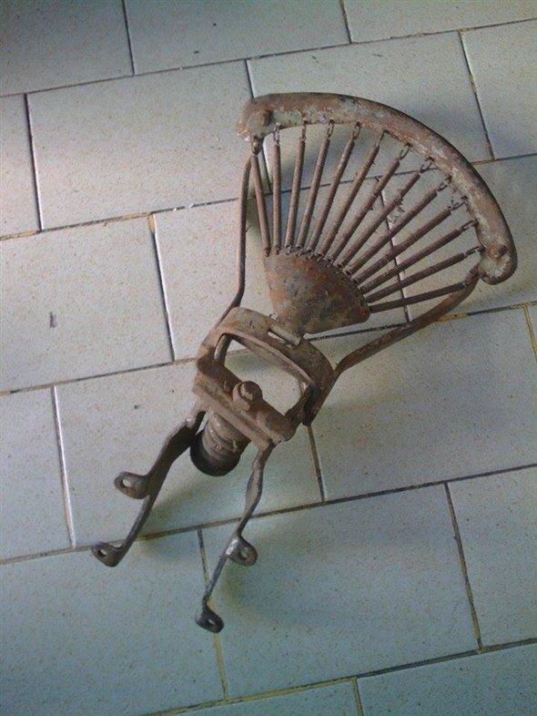 Part Seat Siambretta