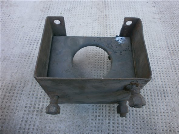 Part Support Jeep Willys Wheel Wrecker