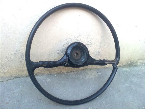 Part Old Steering Wheel Chevrolet 1928
