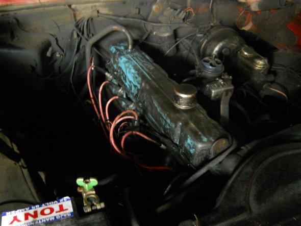 Repuesto Motor Chevy 250