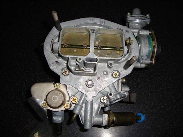 Part Carburetor Mustang/capri