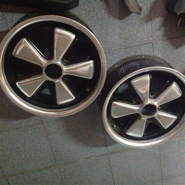 Part Porsche Rims