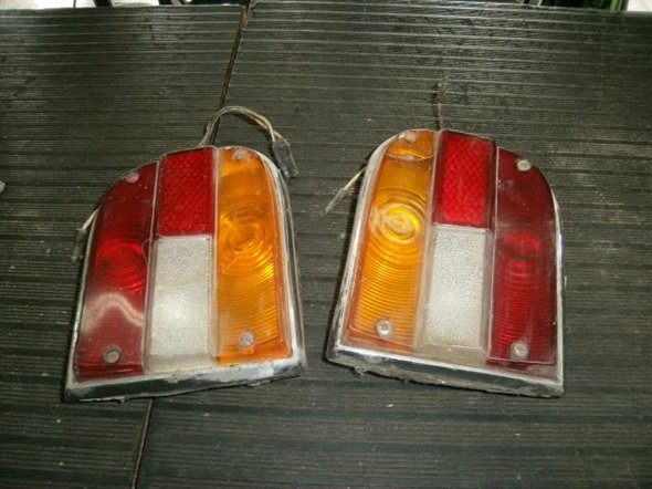Part Taillights Torino 380 W