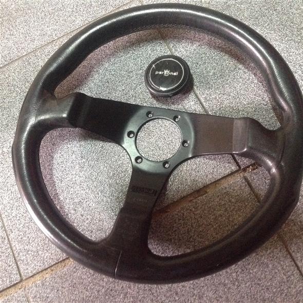 Part Steering Wheel Fittipaldi