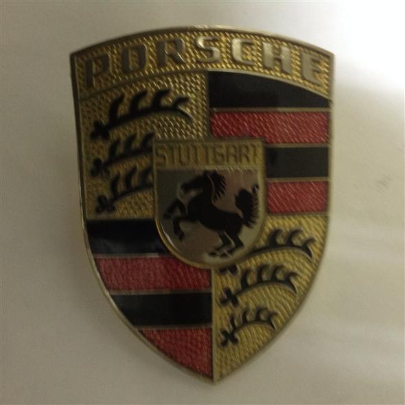 Part Shield Hood Porsche