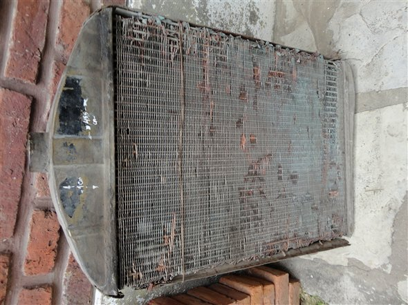 Part 1930 1931 Ford Radiator