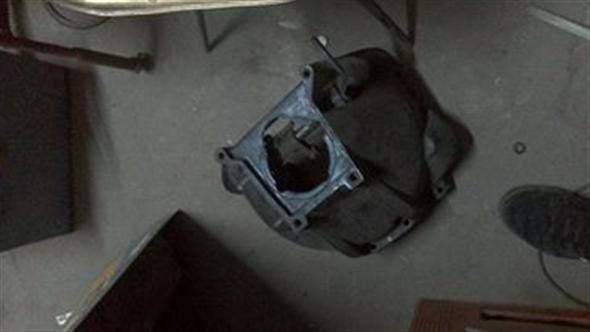 Repuesto Cubre Embrague Torino Tornado