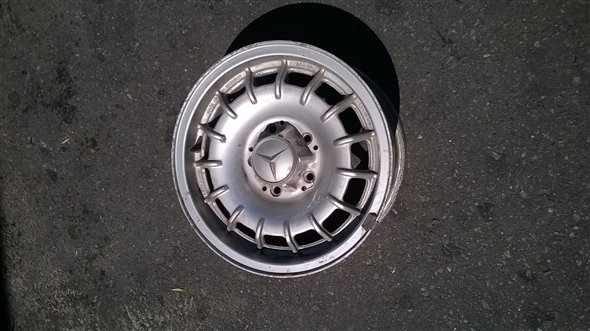 Part Mercedes Benz Rims