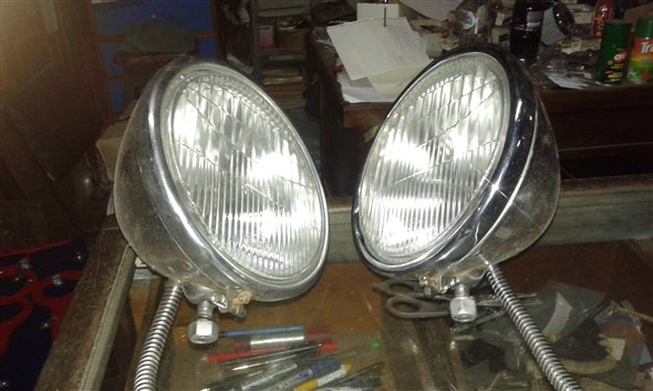 Repuesto Faros Ford A