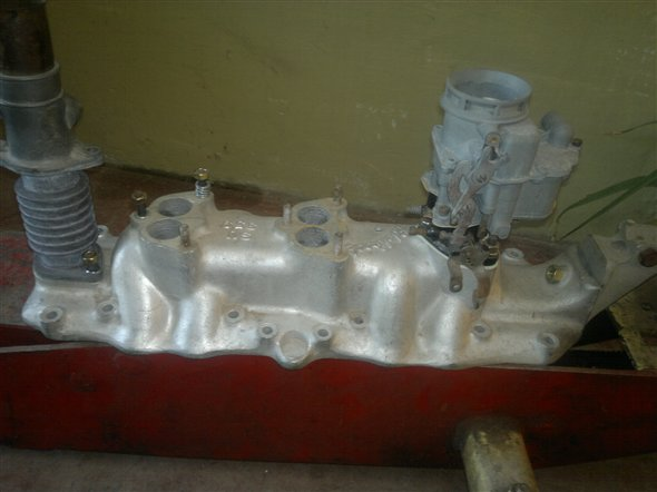 Part Multiple Ford V8