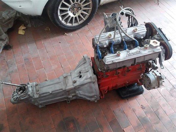 Repuesto Motor Fiat 2.0