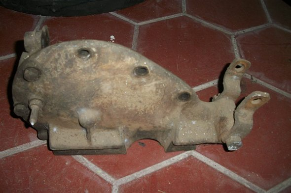 Part Top Distribution Ford Ii