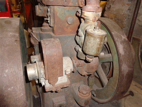 Part Stationary Engine
