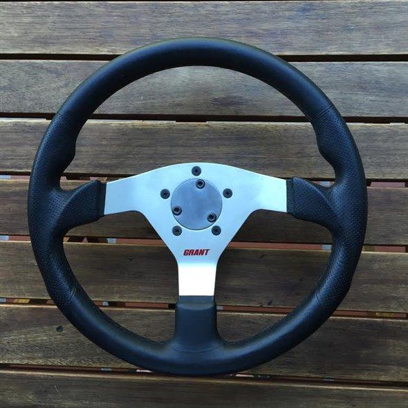 Part Grant Steering Wheel