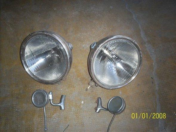 Part Buick Headlights