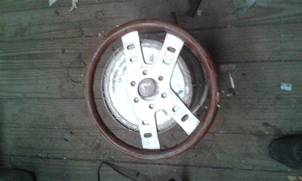 Part Steering Wheel Fiat Iava