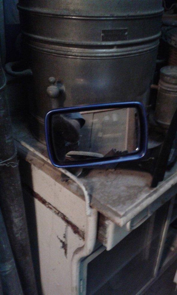 Part Right Mirror Ford Escort