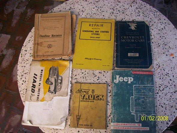 Part Manuals