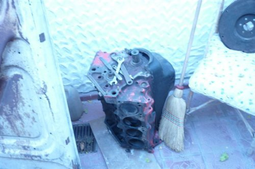 Part Motor V8 318