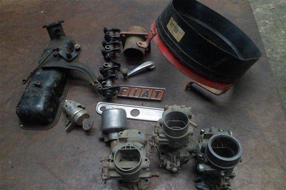 Part Lot Fiat 600