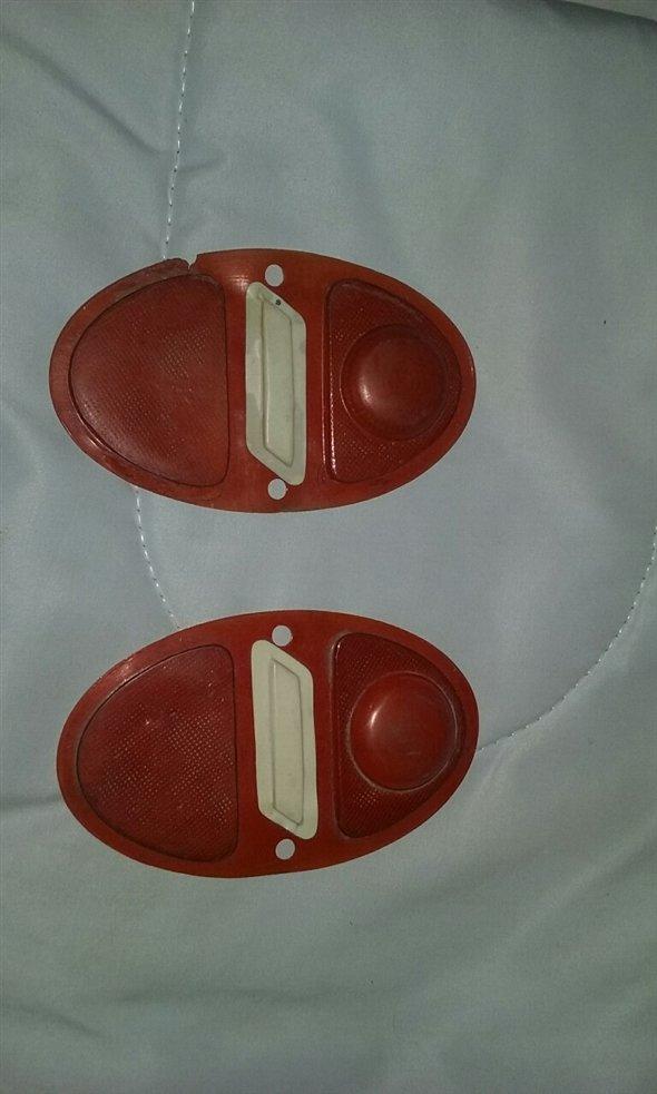 Part Taillight Plastics