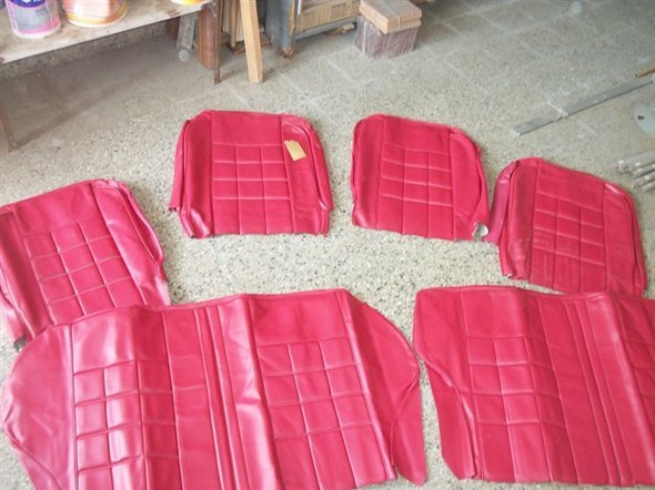 Part Upholstered Armchairs