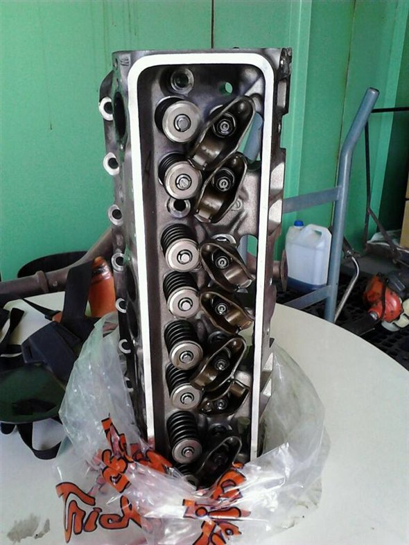 Repuesto Tapas Chevrolet V8