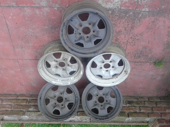 Part Rims Chevy Series 2