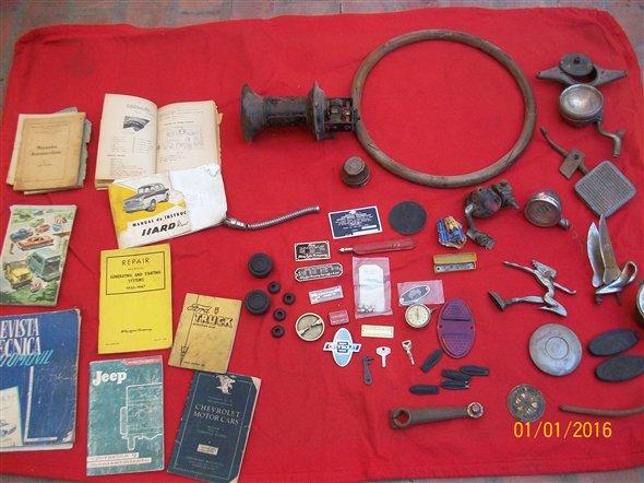 Part Spare Parts Lot
