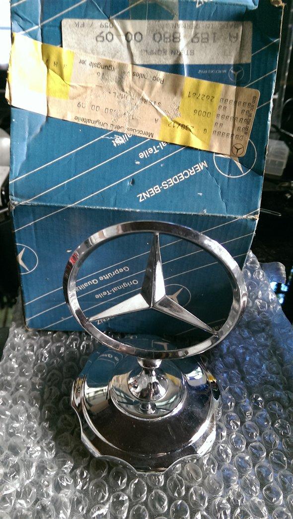 Repuesto Estrella Mercedez Benz Adenauer W186 300D