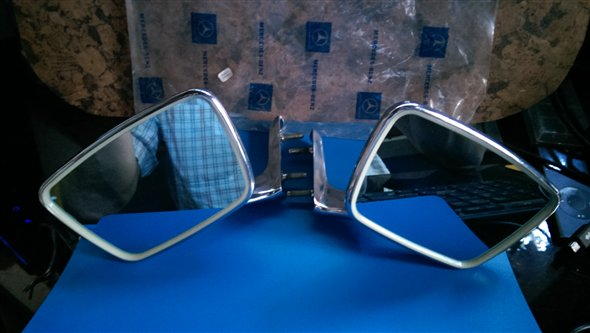 Repuesto Espejos Mercedes Benz W108 W114 W115/8