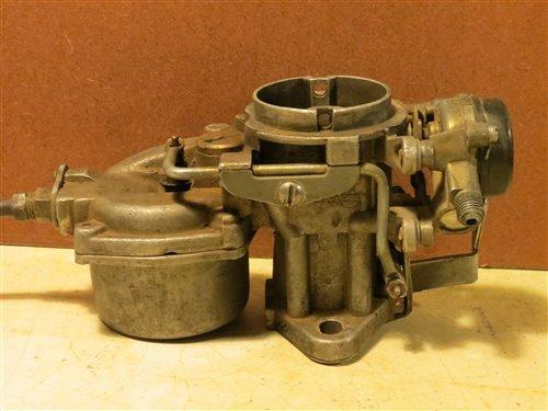 Part Carburador Carter Rambler 1964