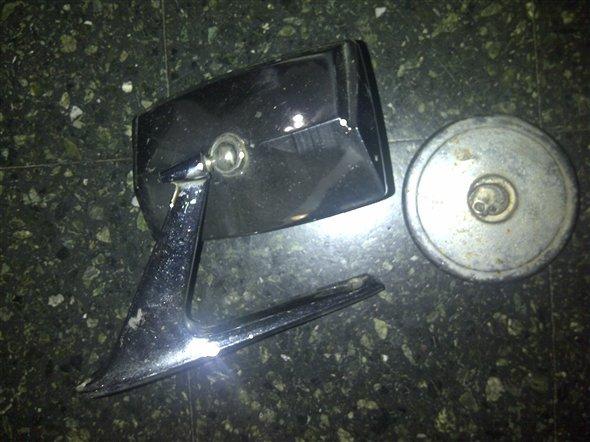 Repuesto Espejo Falcon F100