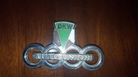 Part Logo Auto Union