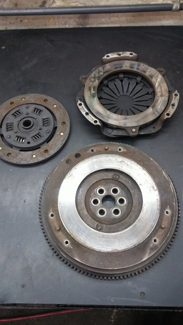 Part Kit Clutch Full Fiat (one, Dune, 147, 128, Regatta)