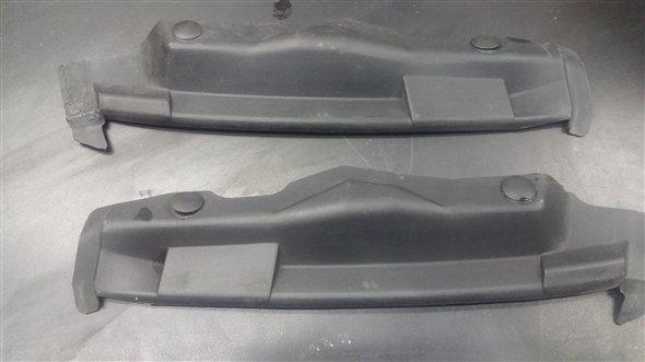 Repuesto Moldura Embellecedor Opticas Alfa Romeo 145/146