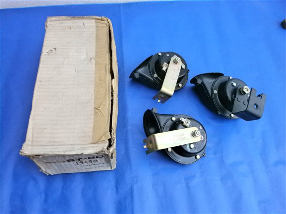 Part Speakers Dodge Gtx