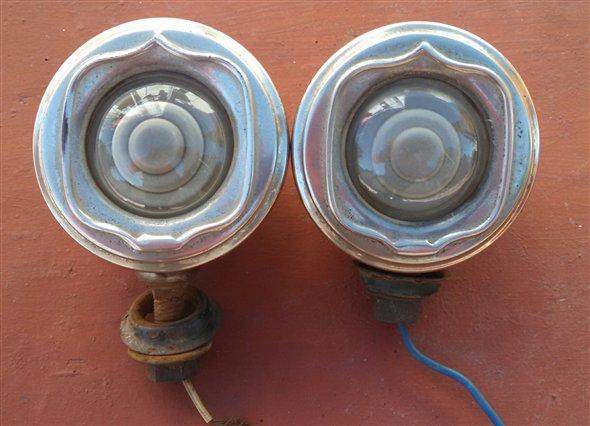 Part Antique Auto Lights Guys