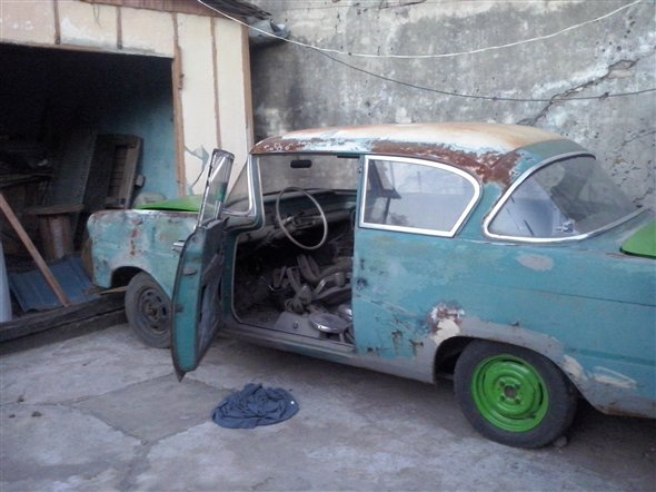 Repuesto Partes Opel