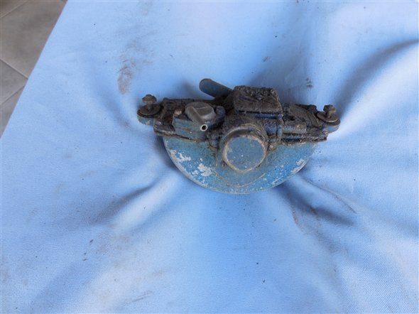Part Ford Wiper Motor