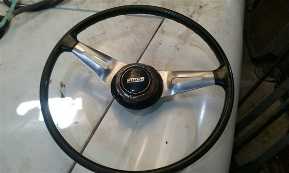 Part Steering Wheel Fiat 600