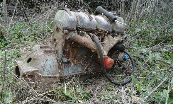 Repuesto Motor Torino Tornado