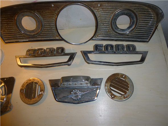 Part Insignias F100 Originales