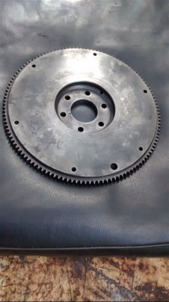 Part Dodge Polara Engine Flywheel / Valiant Slant Six