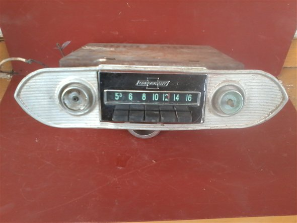 Repuesto Radio Chevrolet 400