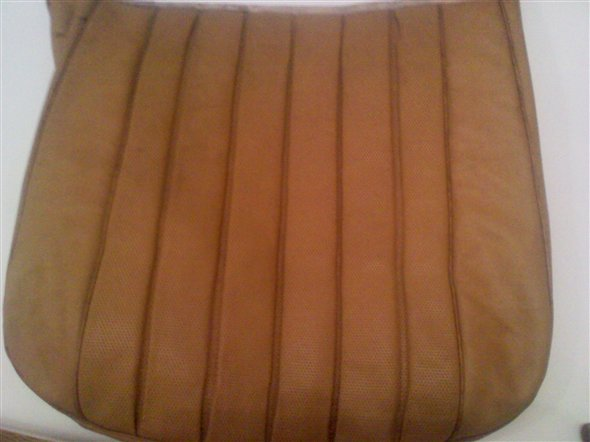 Part Upholstered Chevy 400