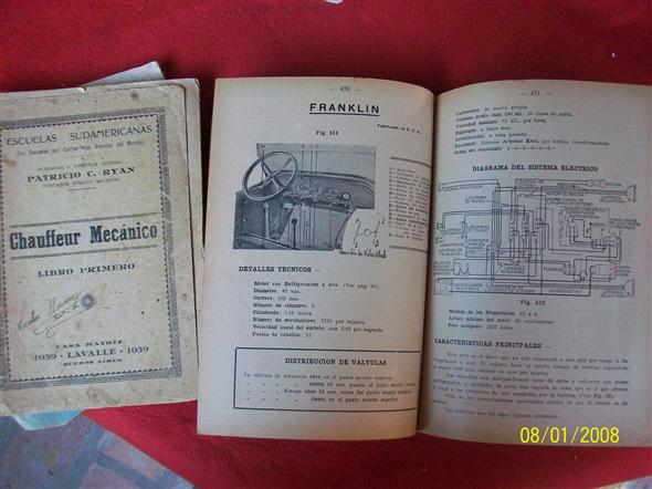 Part Fichas Tecnicas Autos Años 20